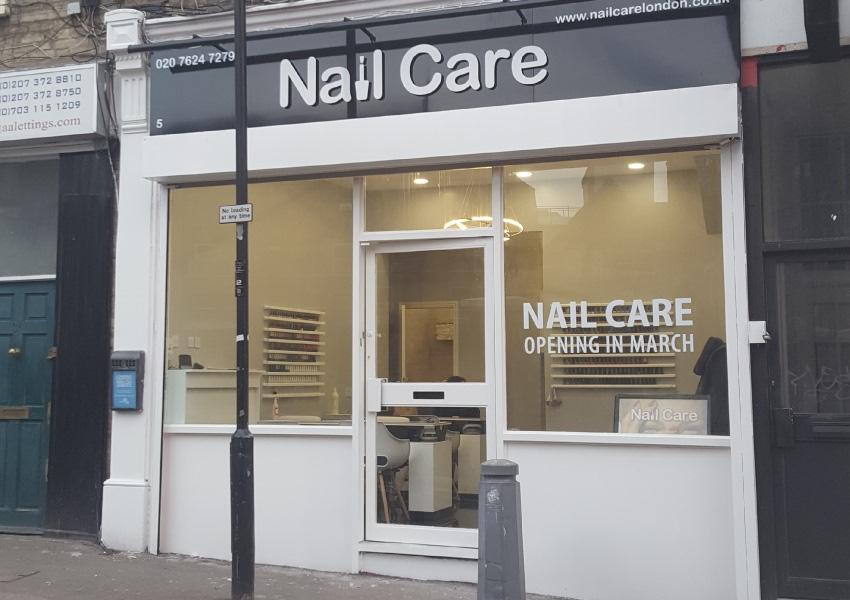 Nail care professional nail salon in london - Nail salons in london ...